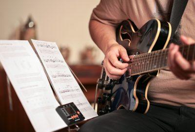 Khóa học Guitar đệm hát nâng cao