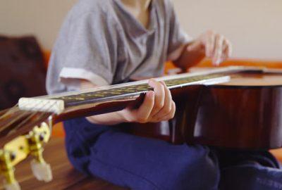 Khóa học Guitar thiếu nhi