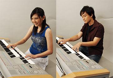 Khóa học nhạc công organ