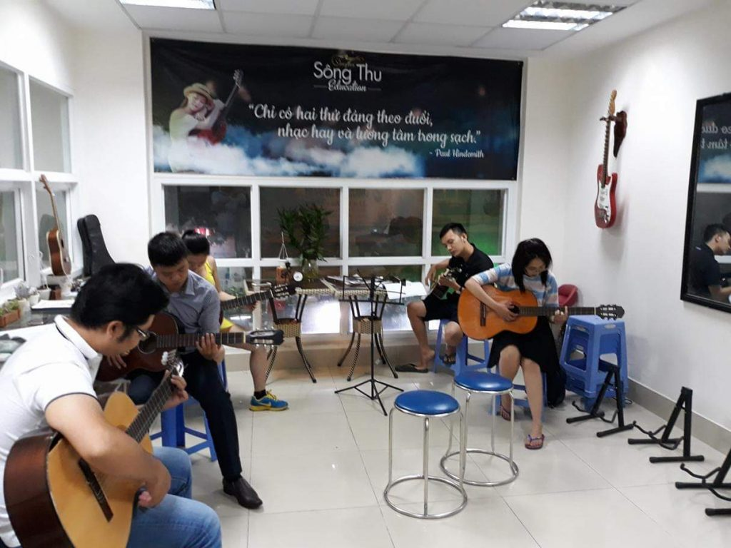 Trung tâm đào tạo âm nhạc