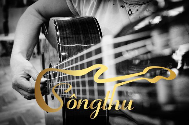 Học đàn guitar đệm hát quận 12 tại Âm nhạc Sông Thu