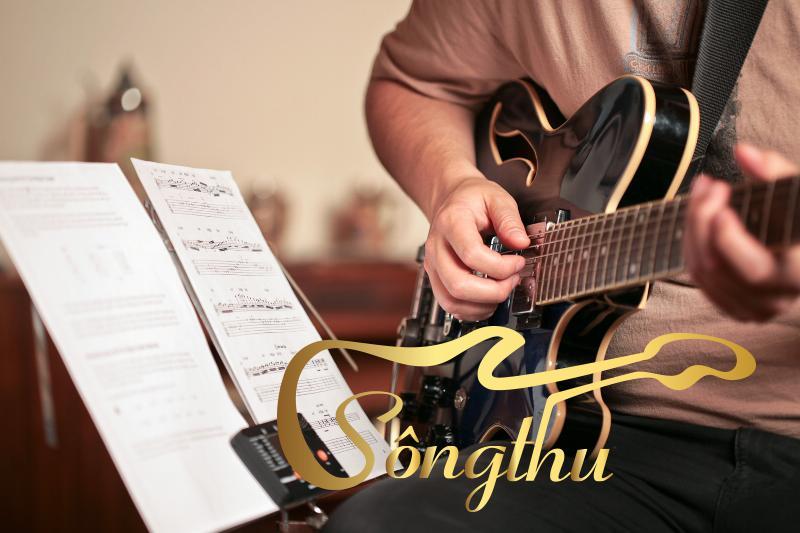 Trung tâm dạy học đàn guitar ở quận 11