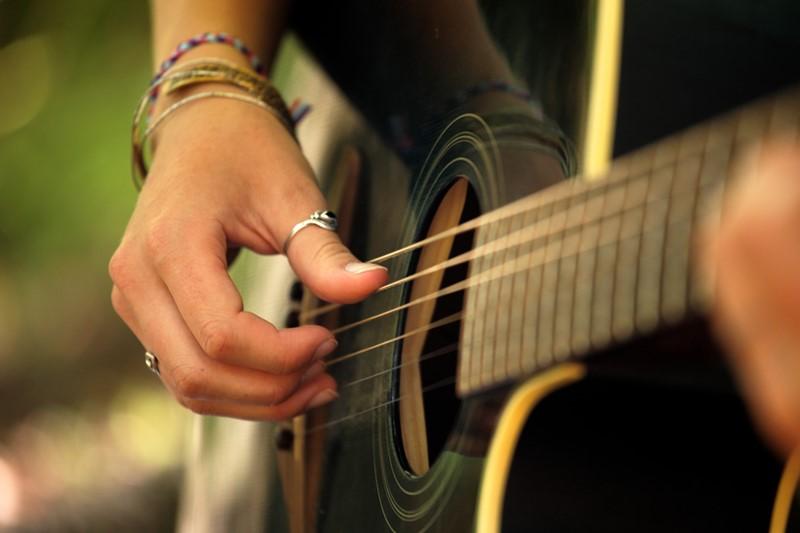 Học guitar ở đâu ở TPHCM ?