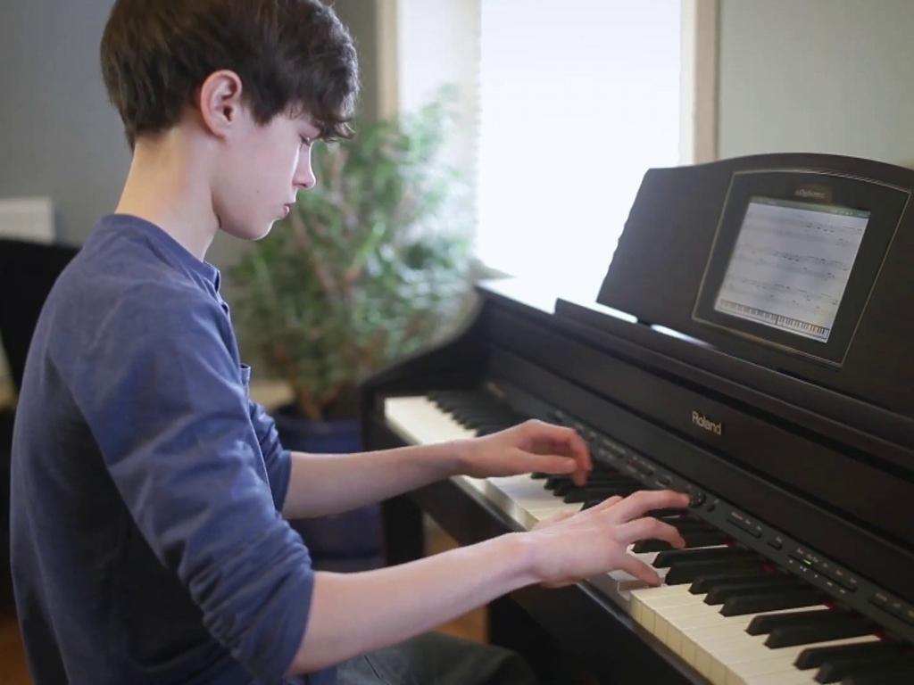 Phương pháp học đàn piano đóng vai trò quan trọng nhất